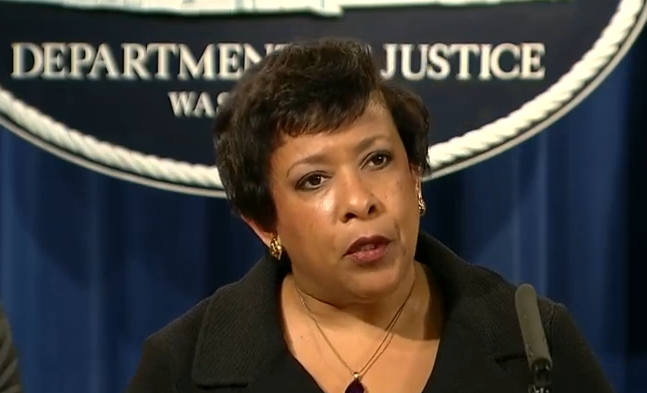 loretta lynch speech