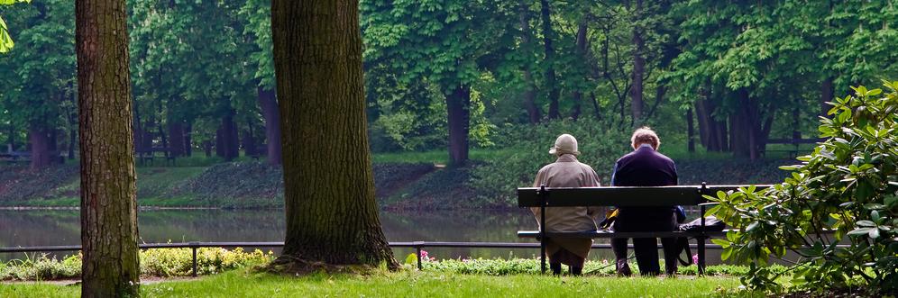 sitting-park-bench
